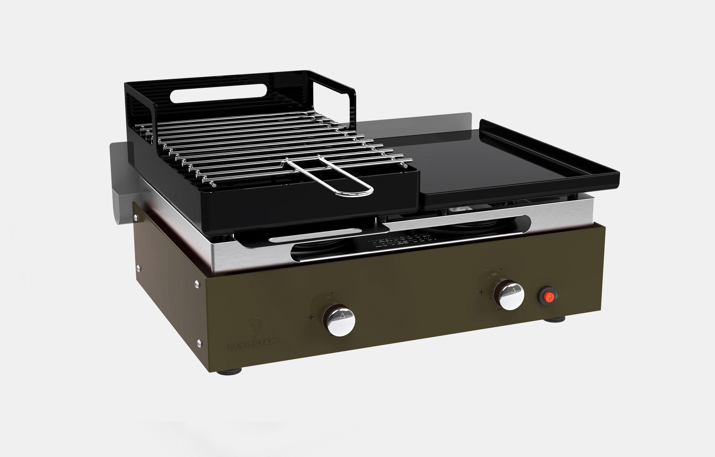 Comment Laver Une Plancha combiné plancha barbecue ☀ verycook
